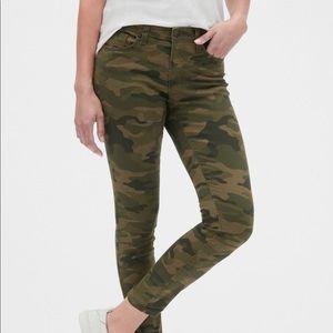 Women's Camo Skinny Jean